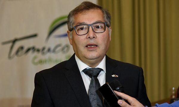 Alcalde Jaime Salinas