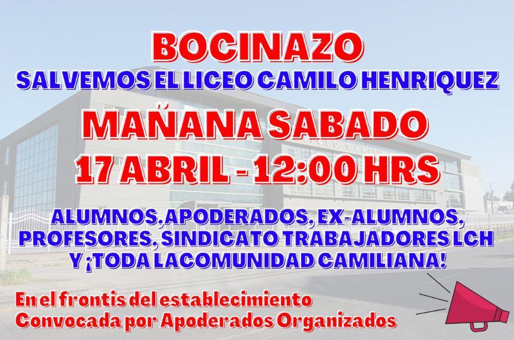 Bocinazo LCH