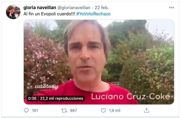 Twitter Gloria Naveillán