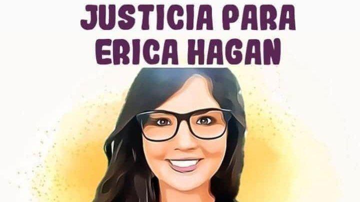 Petición online para reapertura del Caso Erica Hagan.