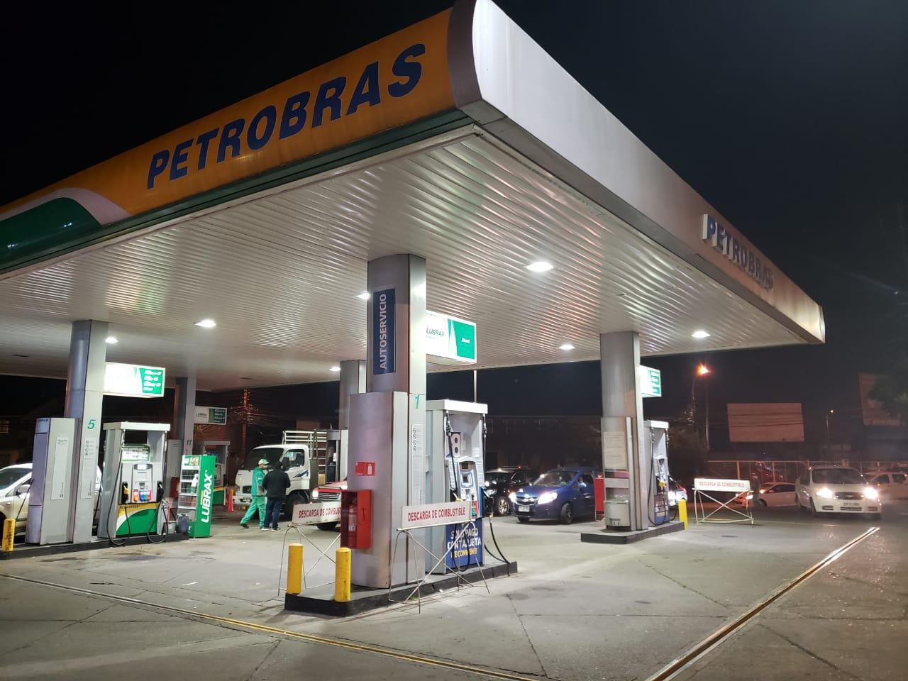 Petrobras Temuco
