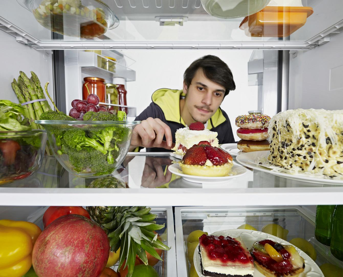 hábitos alimentarios durante cuarentena.