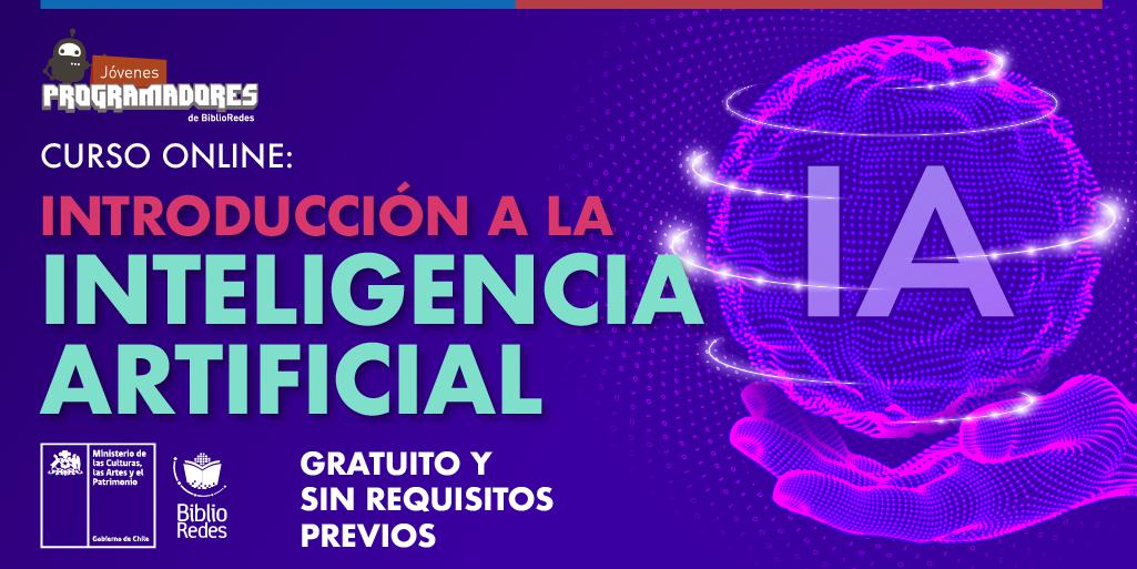 Curso de Introducción a la Inteligencia Artificial.