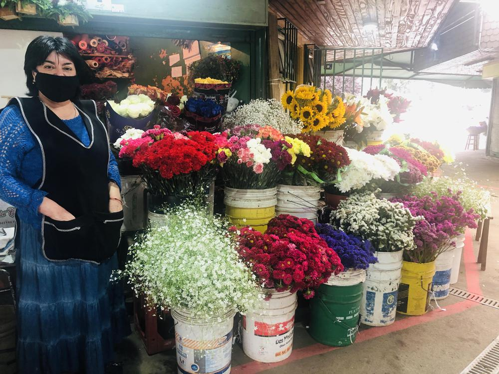 Florerías de Temuco.