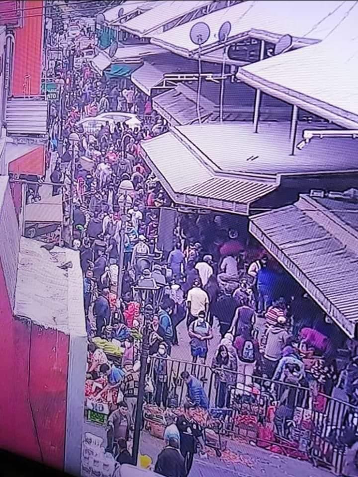 Feria Pinto.