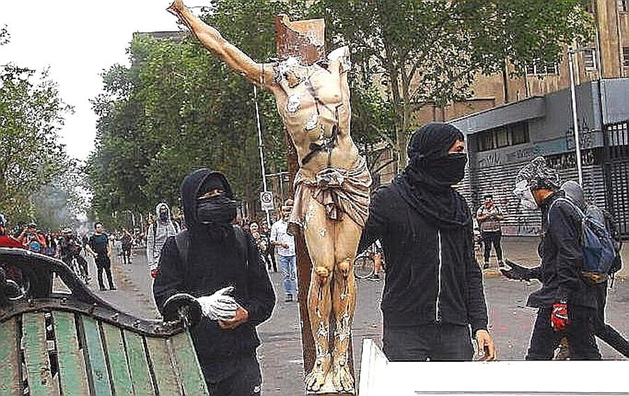 Profanacion religiosa