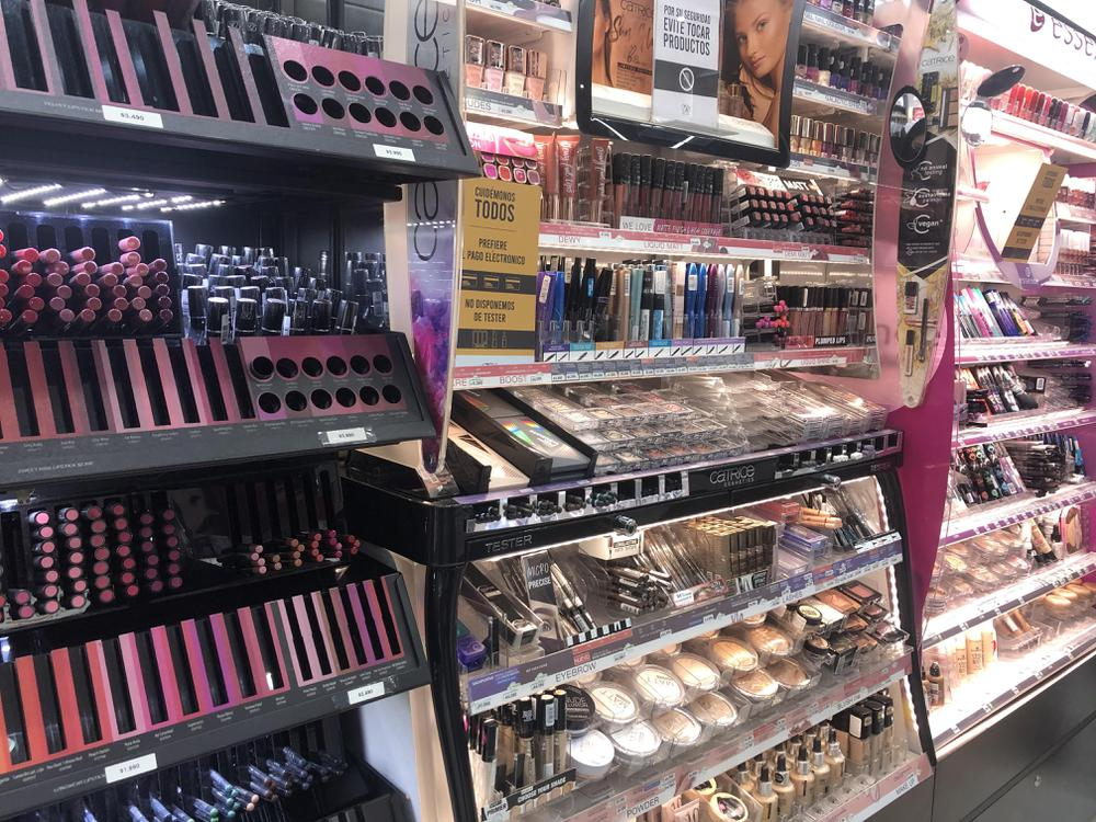 Locales de maquillaje de Temuco.