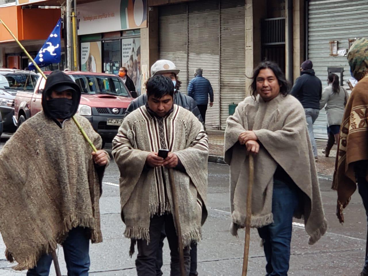 Manifestacion Temucuicui 23 06 2020