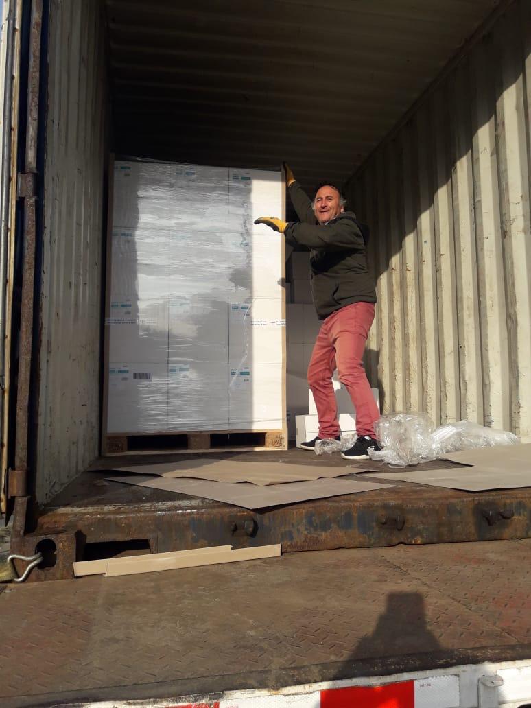Container Senama 3