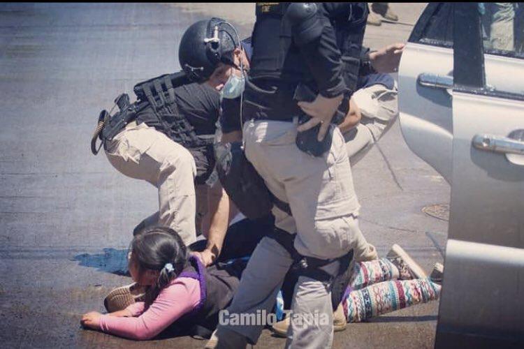 Imagen publicada por Defensora de la Niñez.