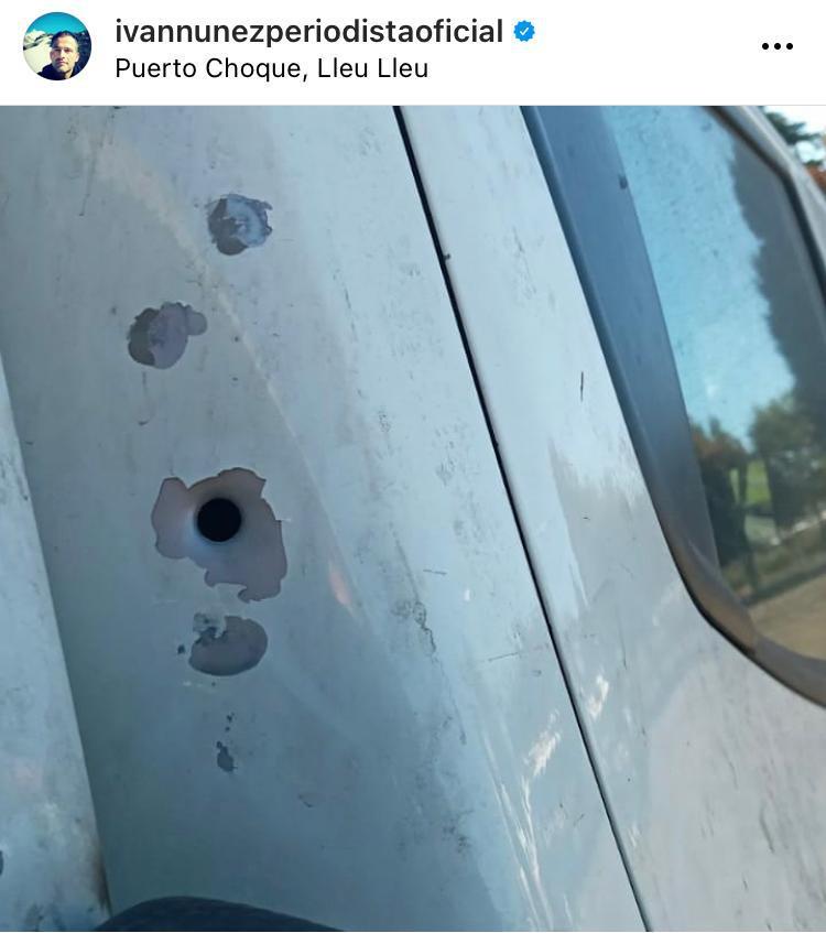 Camioneta Ivan Nuñez 1